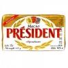 Масло сливочное President 82%, 200 г