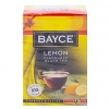 Чай Bayce лимон черный 100г