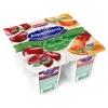 Йогурт Alpenland вишня нектарин-дикий апельсин 0,3% 95г 1шт