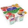 Йогурт Alpenland клубника персик-маракуйя 0,3% 95г 1шт