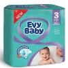 Подгузники Evy Baby 3 (5-9кг) 27шт