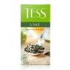 Чай зеленый Tess Flirt в пакетиках 25*1,5г
