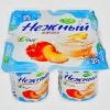 Йогурт Нежный 100г 1шт
