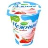 Йогурт Campina Нежный с соком клубники 1,2% 320г 1шт