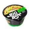 Лапша Big Bon курица+соус сальса 85гр