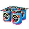 Йогурт Fruttis инжир-чернослив малина-земляника 5% 115г 1шт