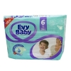 Подгузники Evy Baby 6 (16кг+XL) 36штук