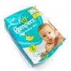 Подгузники Pampers new baby dry 2 (4-8кг) 16шт