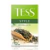 Чай зеленый Tess Style 100г
